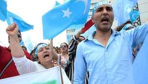 """الصين تحذر رعاياها في تركيا بعد مظاهرات غاضبة نددت بـ""""منع مسلمي الإيغور"""" من الصيام"""