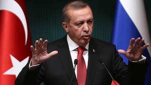 أردوغان يهاجم مجلس الأمن والدول الغربية والمعارضة ولجنة جائزة نوبل بخطاب ناري من قصره الجديد