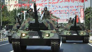 """تركيا: لن نسمح بسقوط كوباني وداعش سيدفع الثمن.. وجنودنا بضريح """"سليمان شاه"""" داخل سوريا ليسوا وحدهم"""