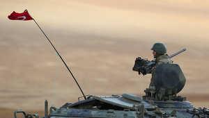 """تركيا: توقع تنفيذ عملية برية منفردة ضد داعش بسوريا """"غير واقعي"""" ومطلب المنطقة العازلة أساسي"""