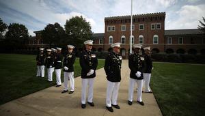 مقتل 4 في تحطم مروحية للبحرية الأمريكية بكاليفورنيا