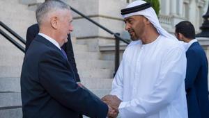 اتفاق جديد للتعاون الدفاعي بين الإمارات وأمريكا.. وماتيس: عهد جديد في شراكتنا
