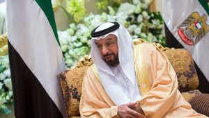 رئيس دولة الإمارات