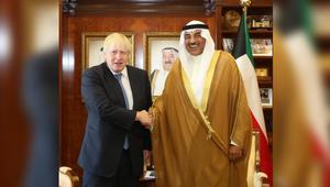 وزير خارجية بريطانيا في الكويت بعد السعودية لبحث أزمة قطر
