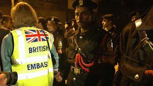 """إغلاق السفارات الغربية بمصر يتصاعد وألمانيا تنضم الخميس """"بسبب تدريبات"""".. وسياسيون يتهمونها بالتآمر لنشر الفوضى"""