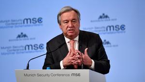 """الأمين العام للأمم المتحدة يحذّر من """"أسوأ كابوس"""" بين إسرائيل وحزب الله"""