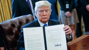 42 قضية ضد ترامب في 11 يوما أبرزها من ولايات ومهاجرين مسلمين