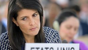 أمريكا تندد بخطاب وزير إيراني بمجلس حقوق الإنسان.. ودعوات لاعتقاله