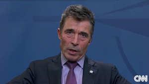 أمين عام حلف الناتو لـCNN: لابد من النظر إلى مشكلة داعش في سوريا والعراق على أنها واحدة.. هزيمة داعش أصبح إلزاما على المجتمع الدولي
