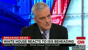 كبير موظفي البيت الأبيض لـCNN: داعش سيفعل كل شيء لزرع الخوف بقلوب خصومه