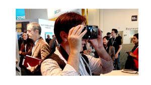 سامسونغ تعلن عن عرض نظاراتها للواقع الافتراضي اللاسلكية بالأسواق