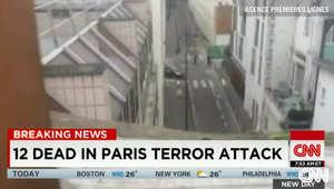 تغريدة من شخص على دراية بنشاط داعش تشير لاحتمال تورط التنظيم بالهجوم على الصحيفة الفرنسية تشارلي إيبدو