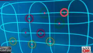 كيف تتلاعب المياه بإشارات تحديد مكان الطائرة الماليزية المفقودة