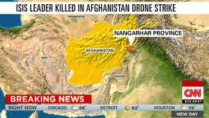 """مقتل حافظ سعيد زعيم """"داعش"""" في أفغانستان وباكستان بغارة أمريكية"""