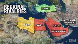 تقارير: حرب بالوكالة في ليبيا.. مصر والسعودية والإمارات بكفة وقطر وتركيا بالأخرى