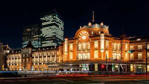 فندق محطة طوكيو...فخامة ستغير نظرتك للمواصلات العامة