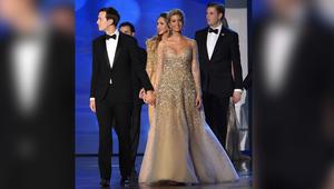 من صمم فستان ترامب الذي أثار ضجة ضدها؟
