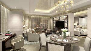 من فيلا فاخرة معلقة على غصن شجرة إلى قصر فكتوري... 9 فنادق يجب زيارتها في 2016