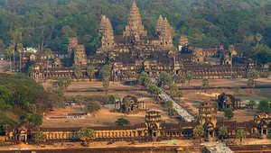 أنغكور، سيم ريب، كمبوديا