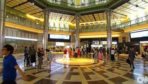 فندق محطة طوكيو...فخامة ستغير منظورك عن المواصلات العامة
