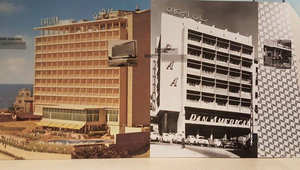 """بين لافتات الأحزاب السياسية والشرفات الدائرية ومبنى """"البيضة""""..هذه كانت نتيجة """"بيروت"""""""