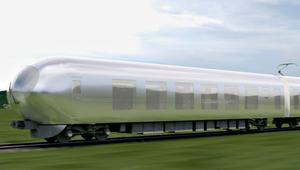 """قطار """"خفي"""" سينطلق في اليابان في العام 2018"""
