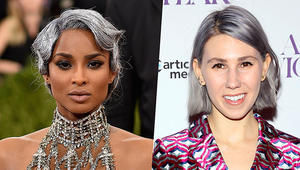 لماذا يتّجه النجوم الشباب وغيرهم إلى لون الشعر الرمادي؟