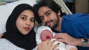 سيدة إماراتية بمبيضين تم تجميدهما تضع مولودها الأول