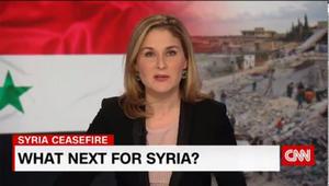 هالة غوراني تبين لـCNN أسبابا 6 قد تنهي اتفاق الهدنة بسوريا