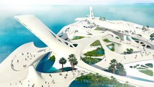 مدينة المستقبل في دبي.. مطبوعة بالكامل!