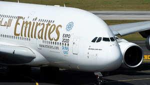 رقم قياسي جديد لطيران الإمارات بأطول رحلة متواصلة
