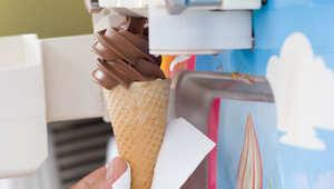 اللبن الرائب المثلج أكثر ضرراً من الآيس كريم