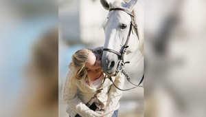 قوي رابط الحب مع حصانك بهذه الخطوات
