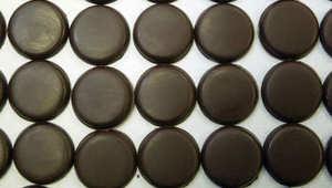 الشوكولاته السوداء