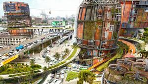 هكذا ستبدو أضخم مدينة أفريقية في العام 2050