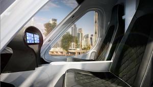 ما يجب أن تعرفه عن تكسي دبي الجوي الذي سيطلق نهاية 2017