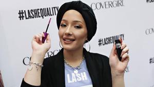"""""""كفر غيرل"""" لمساحيق التجميل تختار مدونة محجبة سفيرة لها"""