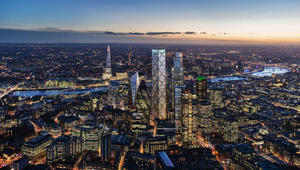 ما هو الرقم القياسي الذي ستحطمه أحدث ناطحة سحاب في لندن؟