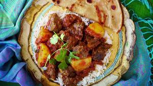 أطباق من أصول فارسية وايطالية وهندية..في جنوب أفريقيا