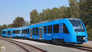 لا وقود ولا كهرباء.. على ماذا يعمل هذا القطار النظيف؟