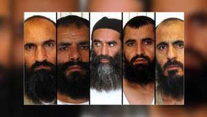 من هم معتقلو غوانتانامو الذين أفرج عنهم مقابل الرقيب الأمريكي؟