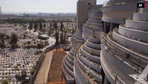 مقابر متعددة الطوابق قد تحل مشكلة إسرائيل في دفن الموتى