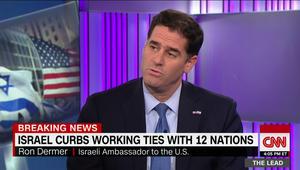 سفير إسرائيل بأمريكا لـCNN: لن نُصفع دون رد