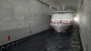 النرويج ستبنى أول نفق يعبر في شبه جزيرة... خُصص للسفن!