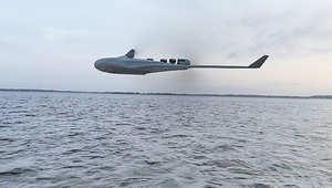 الطائرة المائية العابرة للقارات