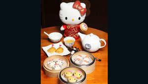 هدية لعشاق القطة الشهيرة عالمياً