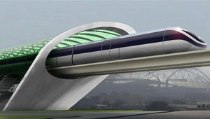 """الـ """"هايبرلوب""""... ثورة في مجال المواصلات فهل يصل إلى دبي؟"""