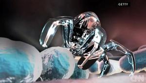 """روبوتات نانو تتحول إلى """"طبيب"""" يمكن بلعه!"""