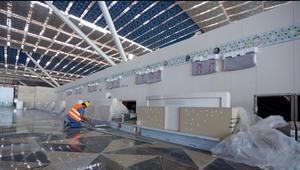 قبل أشهر من تسليمه.. شاهد كيف يبدو مطار الملك عبدالعزيز في جدة