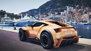 من دبي إلى العالم..سيارة